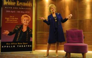 Obituary: Debbie Reynolds, the singer who became Hollywood's golden girl