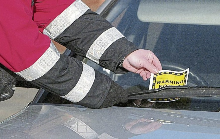 Traffic wardens called PSNI dozens of times this year over abuse