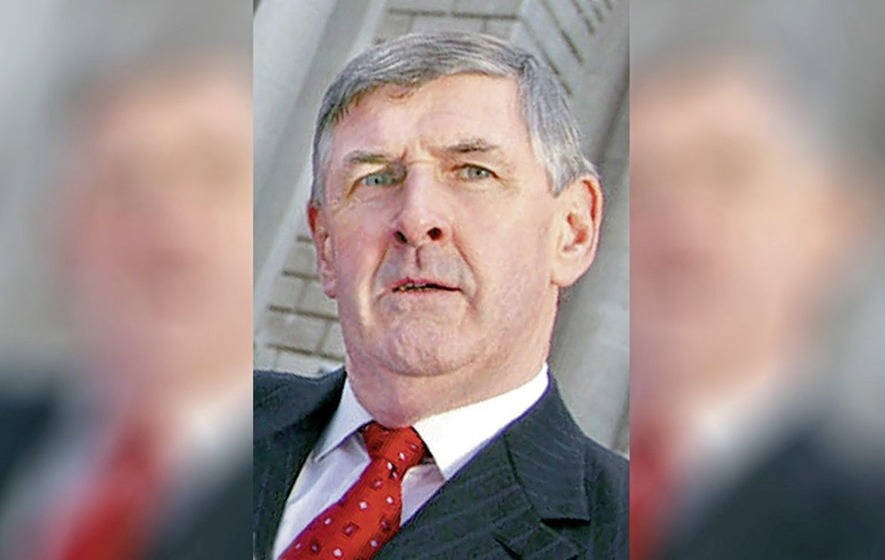 State papers: Future top judge  was critical of RUC and UDR
