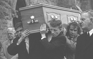 State papers: Murder of Jack Kielty and image of UDR features in reports