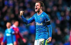 Ibrox will be no 'Halliday' for the Hoops says Andy