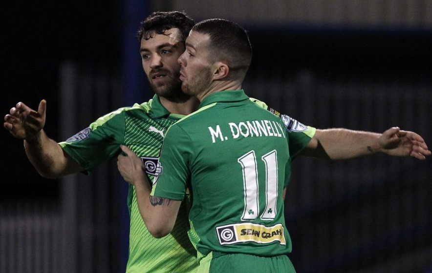 Cliftonville fight back for a point against Glenavon