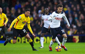 Harry Kane and Dele Alli grab two each as Spurs destroy Watford