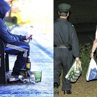 Northern Ireland's underage drinking hotspots revealed
