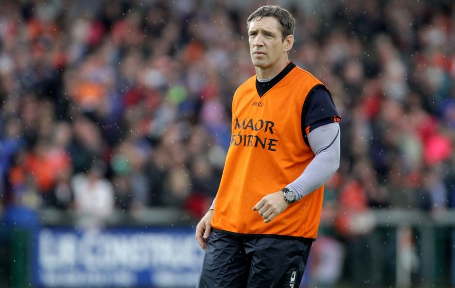 Armagh manager Kieran McGeeney is looking to put best foot forward in 2017