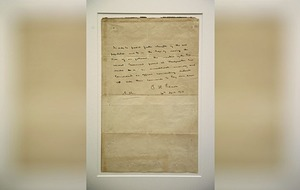 Patrick Pearse's surrender letter owner 'won't be forced to sell it to state'