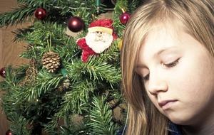 Leona O'Neill: Bug made Christmas the family holiday from hell