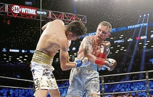Carl Frampton is the best Irish boxer ever says Derry ring legend Charlie Nash