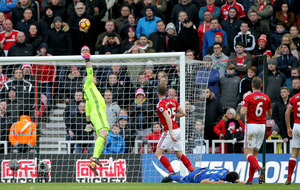 Stalemate at the Riverside as Middlesbrough hold Leicester City