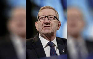 Len McCluskey insists he supports Jeremy Corbyn despite ratings remarks