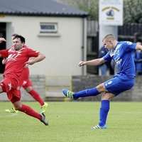 Dungannon Swifts boss Rodney McAree hoping to keep striker Andrew Mitchell