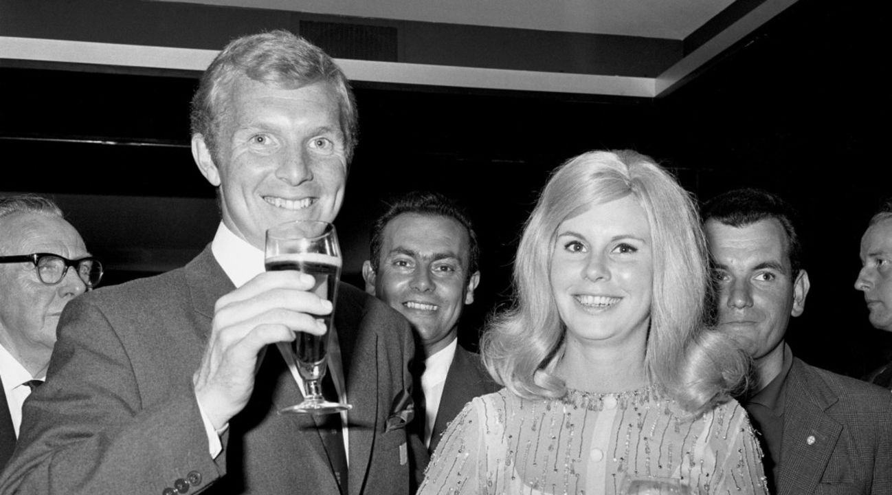 'I was in love with Bobby Moore for 10 years after divorce,' says ex-wife Tina