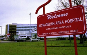 Altnagelvin Hospital went on full 999 divert and declared a major incident