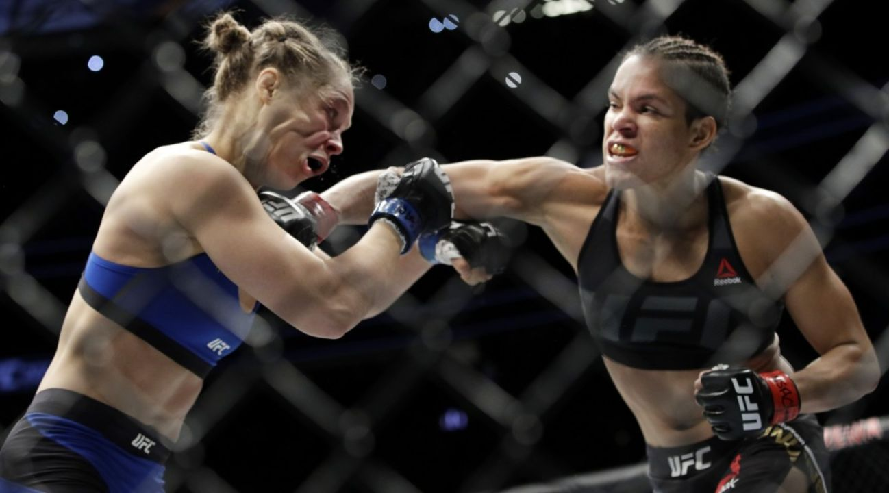Joe Rogan: Ronda Rousey may still have been feeling the affects of Holly Holm