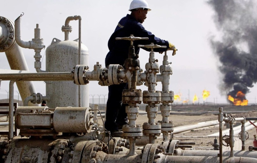 Crude oil prices climb to 18-month high as deal to cut supply comes into effect