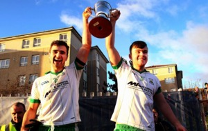 Victory in Ulster minor club tournament completed the grand slam for Burren