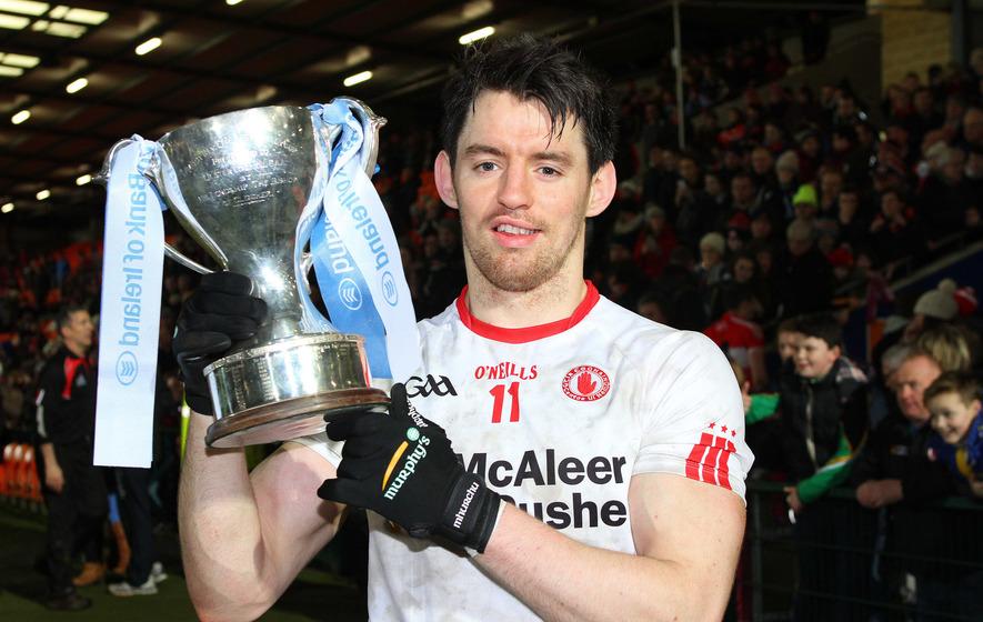 Tyrone McKenna Cup winners 2016