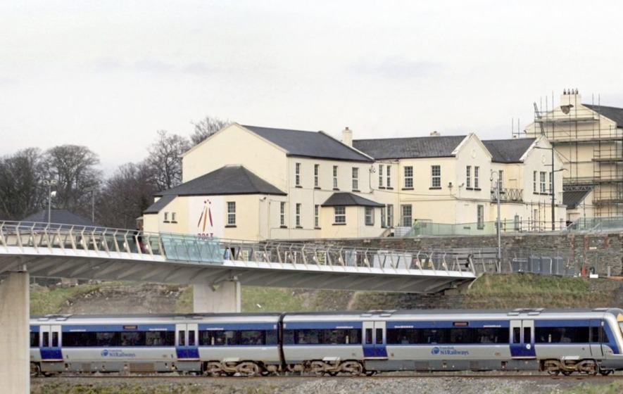 Almost 70 per cent of Derry trains delayed during one November week