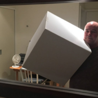 This classic love story of one father and a cube is as hilarious as it is confusing