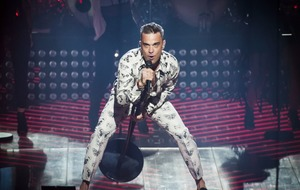 Robbie Williams posts fun response to his new year's hand sanitiser incident