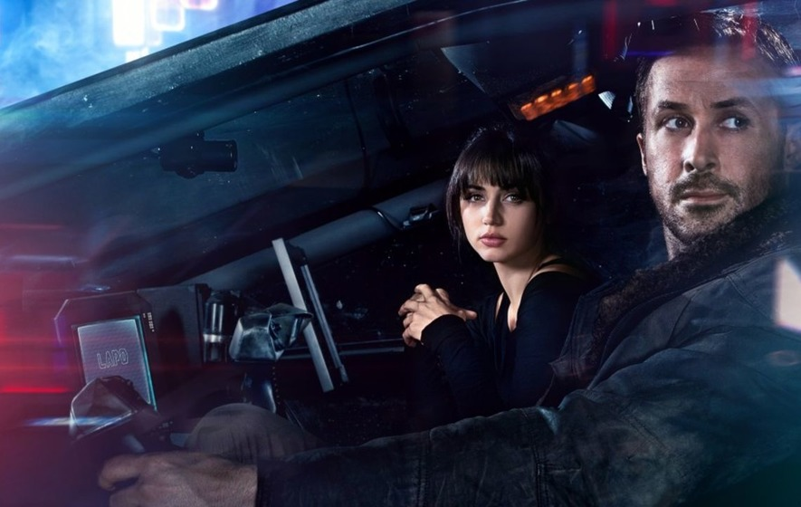 New Blade Runner 2049 images released