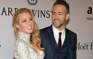 Ryan Reynolds: My wife Blake keeps me sane