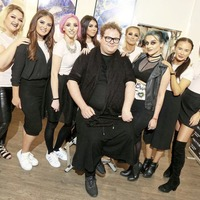 Paddy McGurgan made up after securing contract for Paris-based Make Up Forever