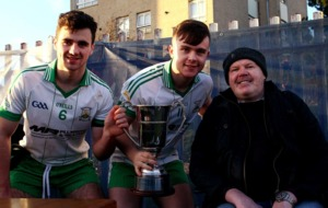 Burren Minors driven to Ulster title by illustrious club history
