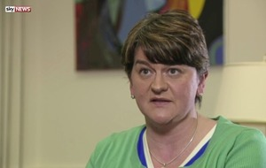 Finance department 'has received no information about DUP RHI plans'