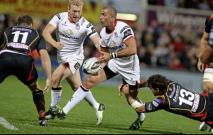 Ulster injury crisis deepens ahead of Scarlets clash