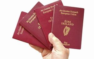 Irish passports demand hit new heights in 2016 says minister