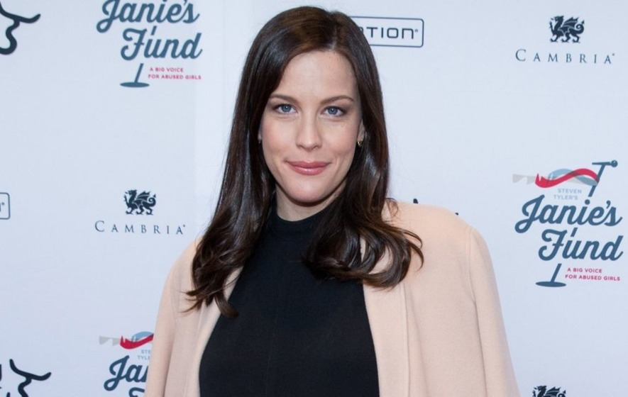 Liv Tyler penned the sweetest birthday message to R.E.M's Michael Stipe