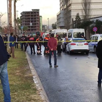 Shootout follows car-bomb attack on Turkish courthouse