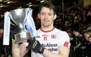 Mattie Donnelly certain Trillick colleague Lee Brennan will become a Tyrone star