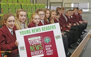 Children to develop critical literacy skills with the Irish News