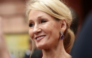 JK Rowling's Twitter reveals a cryptic clue about her upcoming work