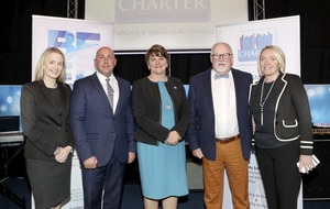 Robin Newton lobbied for money for Charter NI weeks before ruling against assembly debate