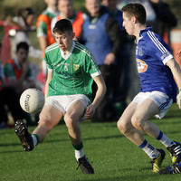 Liam Lavery has Aghagallon's sights fixed on the next level