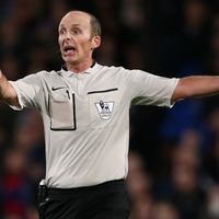 Mike Dean the producer is being confused with Mike Dean the referee, and Mike Dean's pretty ticked off