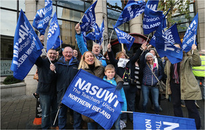 NASUWT announces second wave of strike action