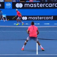 American tennis player Jack Sock stuns Nick Kyrgios with running hotdog  shot at Hopman Cup a842bd372