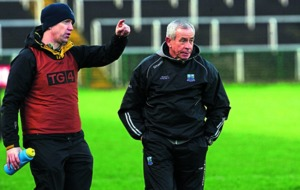 Pete McGrath calls up youngsters ahead of clash with Monaghan