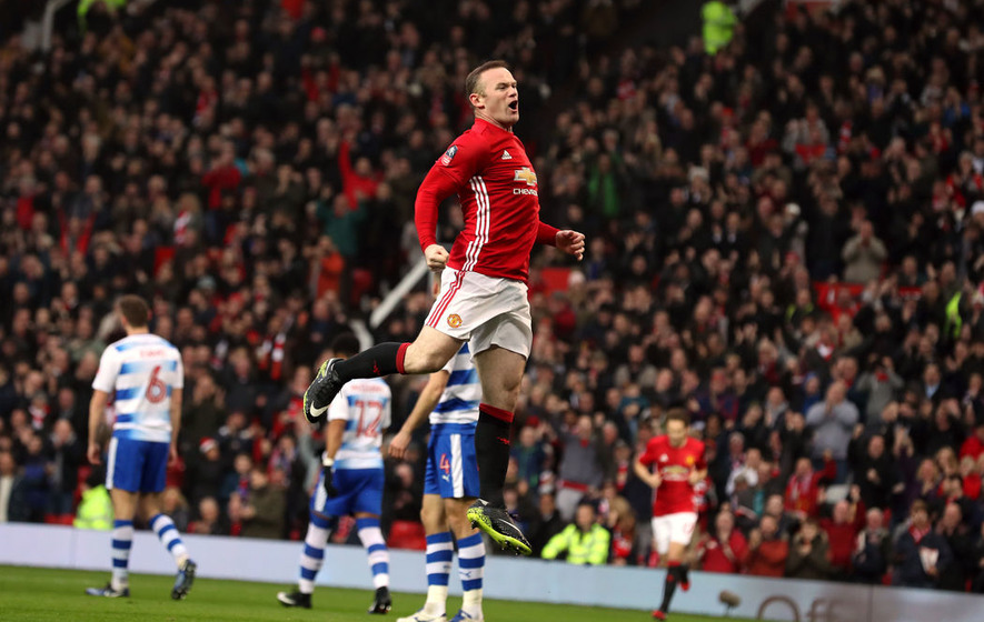 Wayne Rooney sets sights on becoming Manchester United's highest scorer
