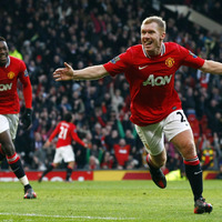 On This Day - Jan 8, 2012: Paul Scholes comes out of retirement to play an FA Cup game for Manchester United