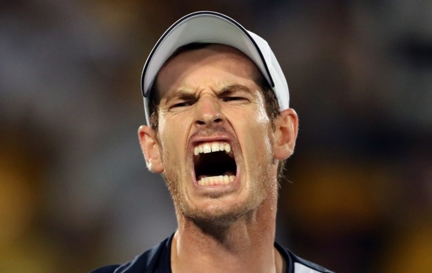 Sir Andy Murray loses first tournament since becoming a knight of the realm