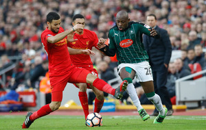 Liverpool held at Anfield by League Two side Plymouth Argyle