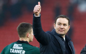 Derek Adams praises Plymouth's defensive display in Anfield stalemate