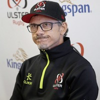 Les Kiss is not a happy man despite Ulster victory over Zebre