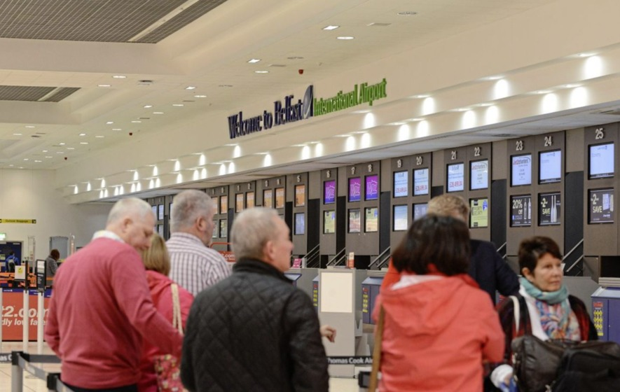 At least three airlines in talks to fly new route from Belfast to United States