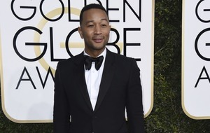 Oops! John Legend's name misspelt at Golden Globes